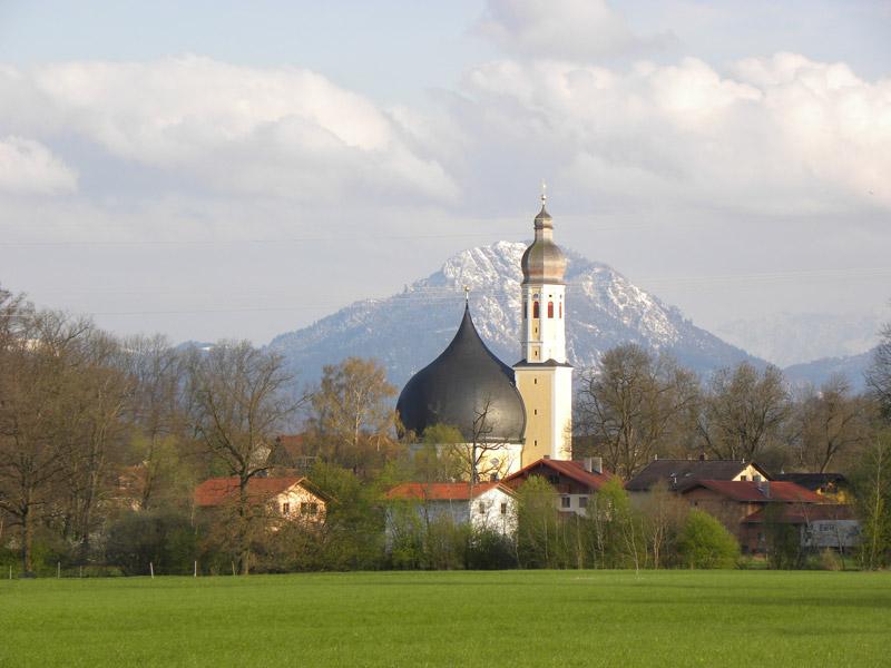 Westerndorf am Wasen - Zwiebelkirche